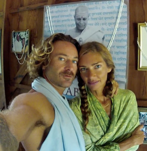 Valerio Pandolfi e Cristiana Signorelli