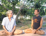 DAVID WILLIAMS: Ashtanga Yoga for the rest of your Life.       Video interview by Valerio Pandolfi